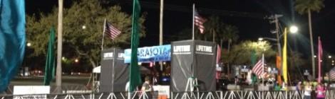 Sarasota start line