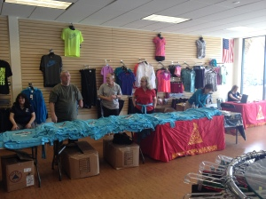 in-store packet pickup