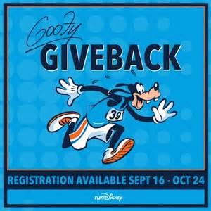Goofy Giveback
