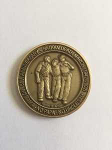 finisher's coin