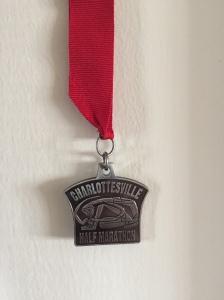 Charlottesville Half Marathon