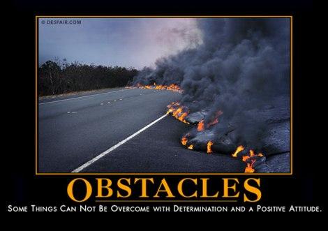 obstaclesdemotivator