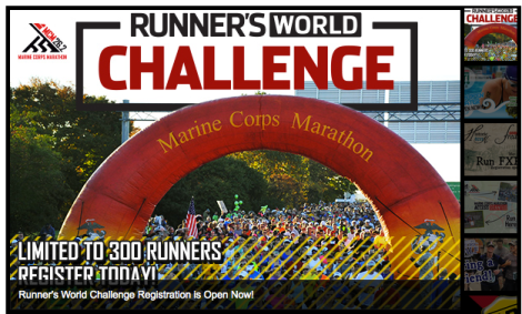 Runner's World Challenge