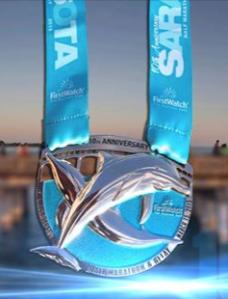 Sarasota 2015 Medal