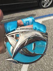 2015 Sarasota medal