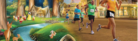 Walt Disney World Marathon Weekend