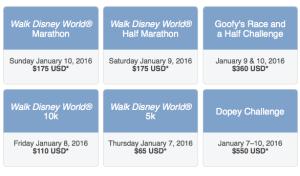 Disney Prices