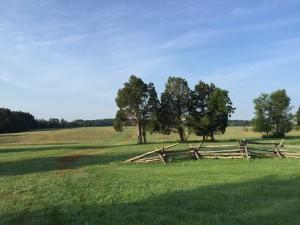 Manassas Battlefield