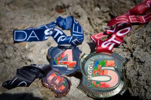 Florida Storm Series medals