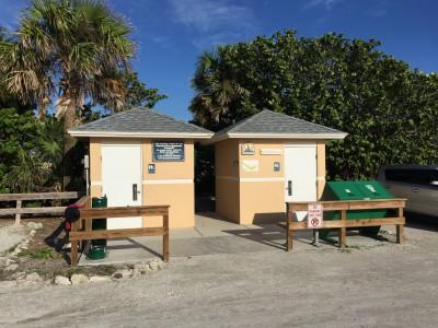 Captiva Island rest stop