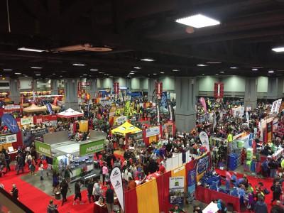 Marine Corps Marathon Expo