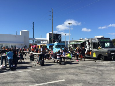 Miami Expo Food Truck