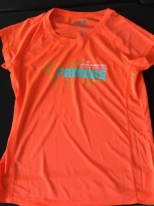 Miami Marathon race shirt