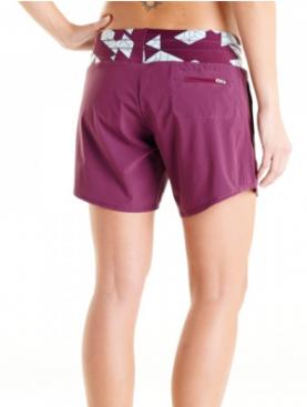 Oiselle Long Roga Shorts