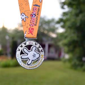 Disney virtual medal